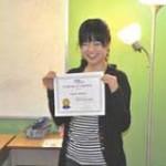 卒業生対談 村田智子さん 730点→860点(1ヶ月受講)